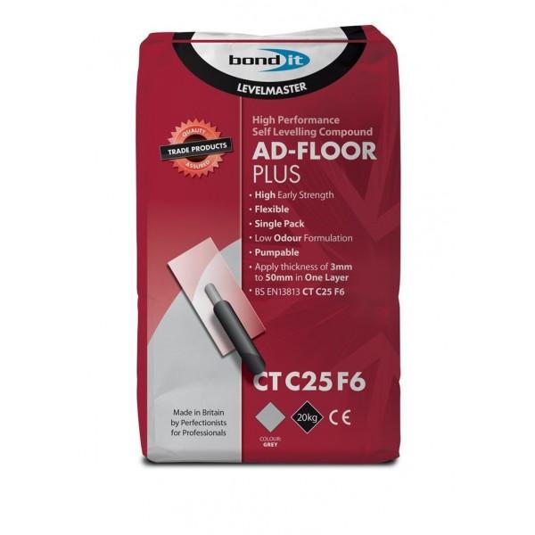 Bond It Ad Floor Plus Fully Flexible 20kg Floor Leveling