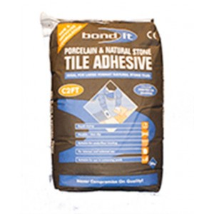 Bond IT Grey Rapid Set Flexible Wall And Floor Adhesive