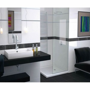 Galaxy Super Paper White Ceramic Kitchen And Bathroom Wall Tile 30CMx60CM