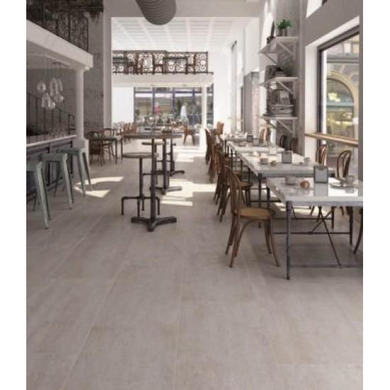 Maand El Grey Gris Glazed Porcelain 45x90 Kitchen and Bathroom Wall And Floor Tile