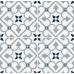 Brighten Grey 45CMx45CM Pre-Cut Porcelain Wall And Floor Feature Tile