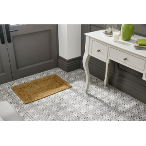 Laura Ashley 33CMx33CM Ceramic Feature Floor Tile