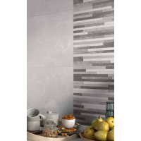 Melodie Perla 33CMx55CM Red Body Kitchen And Bathroom Wall Tile