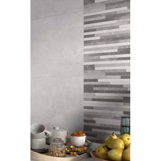 Melodie Beige Feature 33CMx55CM Red Body Kitchen And Bathroom Wall Tile