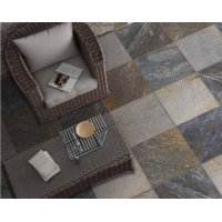 Neplas Glazed Porcelain 33,3CMx33,3CM Patio, Kitchen And Bathroom Floor Tile