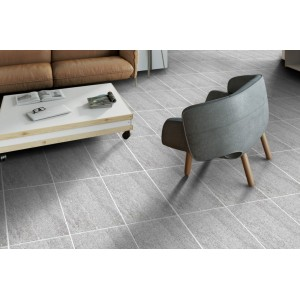 Goindia Light Grey Gris 30CMx60CM Porcelain Bathroom And Kitchen Wall And Floor Tile