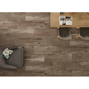 Roalo Natural 23,5CMx66,2CM Ceramic Wood Effect Wall And Floor Tiles