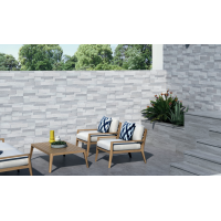 Ensos Glazed Porcelain 45CMx90CM Anthracite Kitchen And Bathroom And Patio Wall And Floor Tile