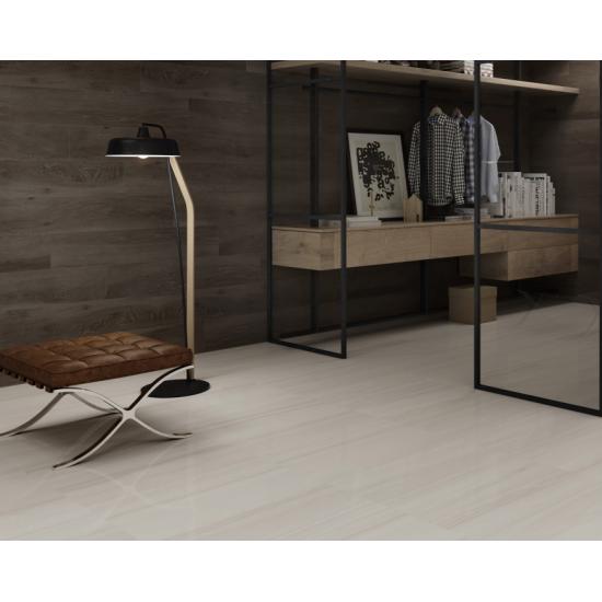 86.4m2 Pallet -Kella Porcelain Tile 30CM x 60CM pearl Gloss Kitchen And Bathroom Wall & Floor Tile