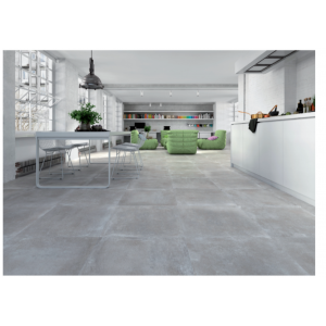Mollyera Smoke 60,5CMx60,5CM Glazed Porcelain Kitchen And Bathroom And Kitchen Wall And Floor Tile