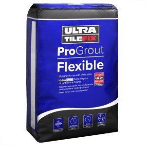 Maxi Grout Xtra Anti Mould Flexible Grout - Various Colours 10KG
