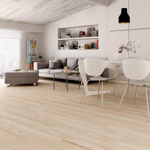 At E Leer Wood Effect Beige 15.4CM X 60CM Wall And Floor Tile