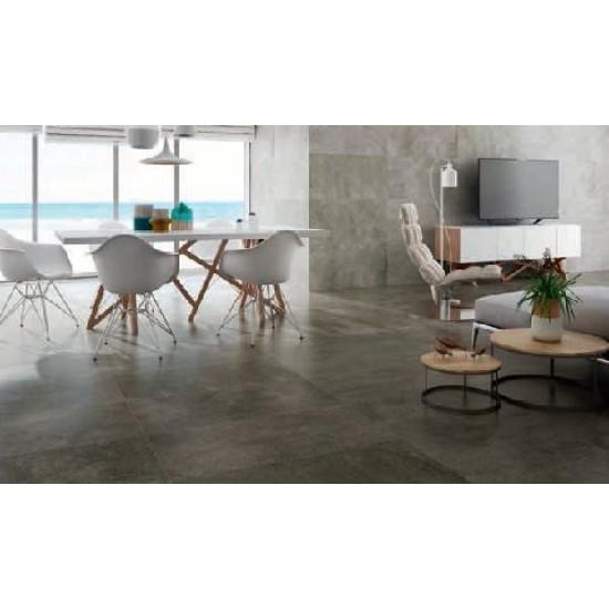NewStone Wave Grafito Dark Grey  45CMx90CM Large Format Tiles