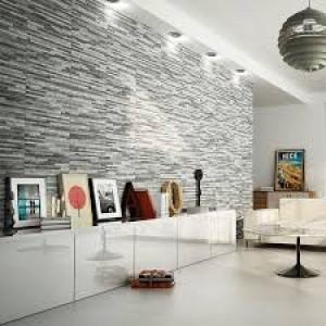 Breex Strathum Gris Feature Wall Tile 33x55