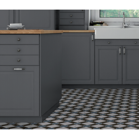 Essexer Exeter 33,3x33,3 Kitchen And Bathroom Porcelain Wall And Floor Feature Tile