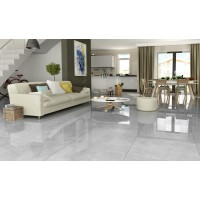 Norient Gris Rectified Large Format Mirror Gloss Wall And Floor Glazed Polished Porcelain 80CMx80CM