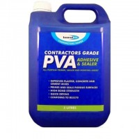 Bond-It 5L PVA Bonding Agent Glue Adhesive 5 Litre Primer Seal brand new