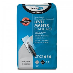 Bond It Level Master Leveller 10KG Floor Levelling Compound Screed