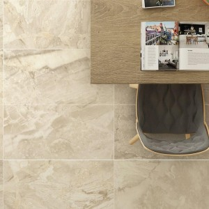 Antiqa Crema 30CMx60CM Glazed Porcelain Kitchen And Bathroom Wall Tile