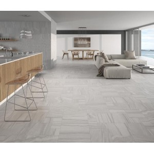 42.12m2 Pallet -EndStone Light Grey Gris 45CMx90CM Wall And Floor Tiles