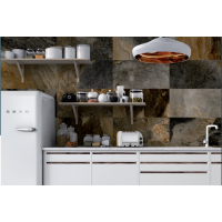 Kohomie Slate Glazed Porcelain 30CMx60CM Kitchen And Bathroom Wall And Floor Tile