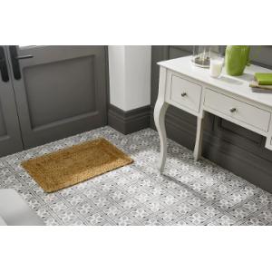 Laura Ashley 33CMx33CM Ceramic Feature Floor Tile