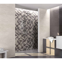 TruFish Black 30CMx60CM Glazed Porcelain Bathroom Kitchen Wall And Floor Tile