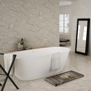 Darwin Pearla 20CMx60CM Ceramic Matt Kitchen And Bathroom Wall Tile