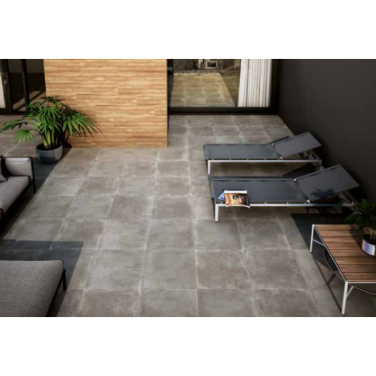 43.8m2 Pallet -Molliera Gris 60,5CMx60,5CM Glazed Porcelain Kitchen And Bathroom And Kitchen Wall And Floor Tile