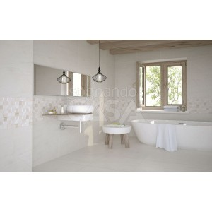Atreem Sherpray 33x55 Ceramic Gloss Kitchen And Bathroom Wall Tile