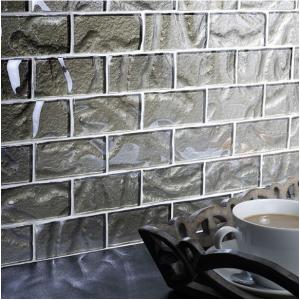 Autumn Sparkle Glass Brick Mosaic 48x98mm
