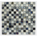 Mix Hammered Glass Mosaic Sheet 30CM x 30CM